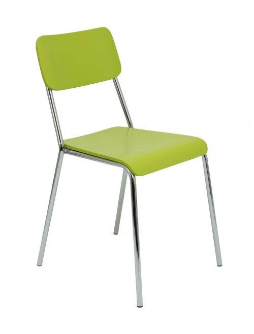 Meeting Chair - Reef Bistro Chairs CH0671GN Bistro Chair