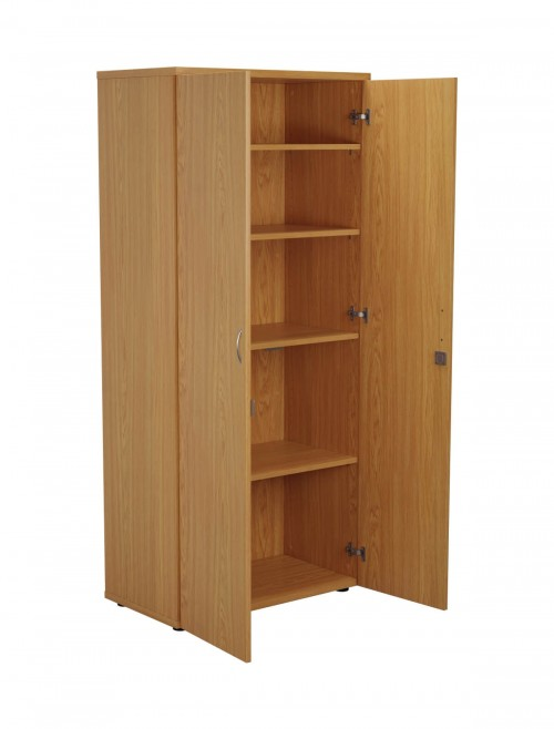 Office Storage Cupboard - 1.8m Cupboard TES1845CP Cupboards