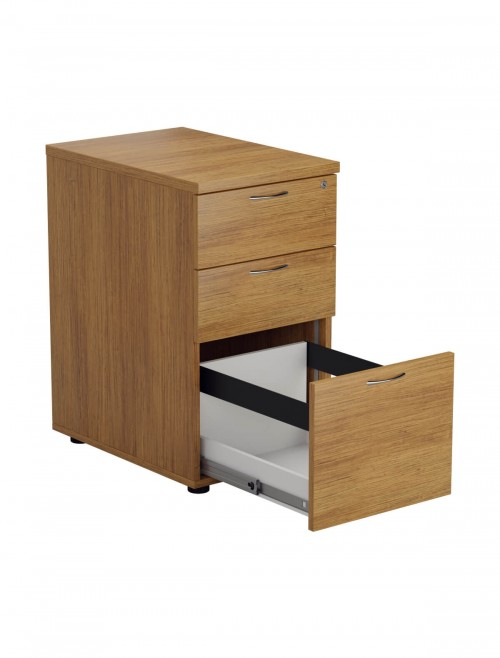 Office Furniture - Desk High Pedestal TESDHP3 Office Storage