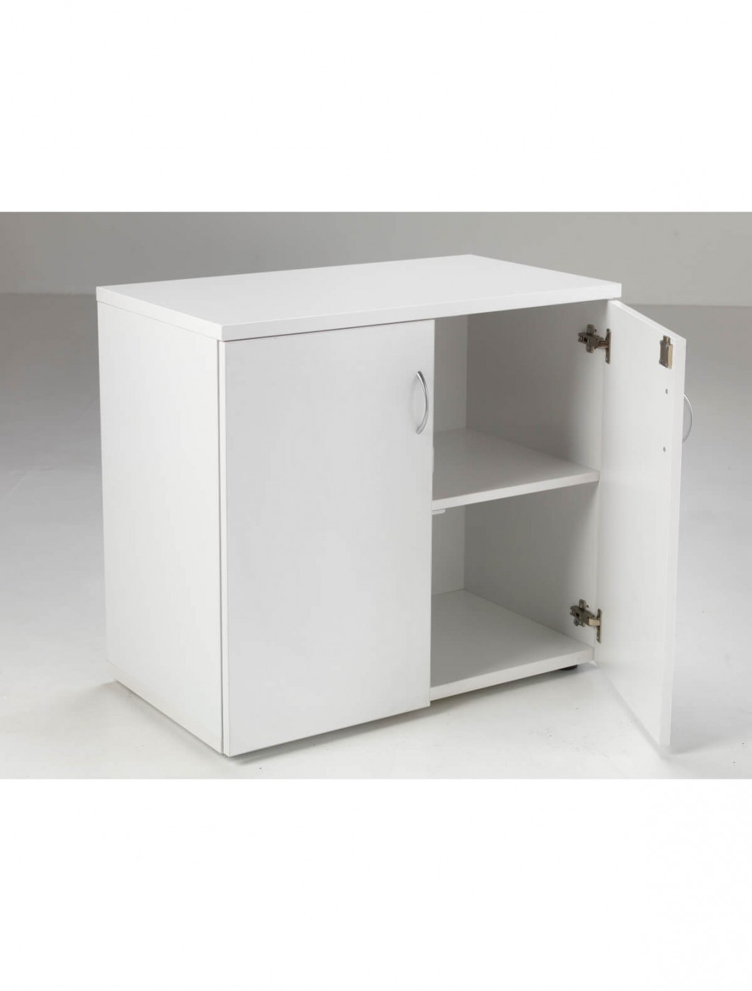 cupboard office. Office Storage Cupboard - Desk High TES745CP Enlarged View