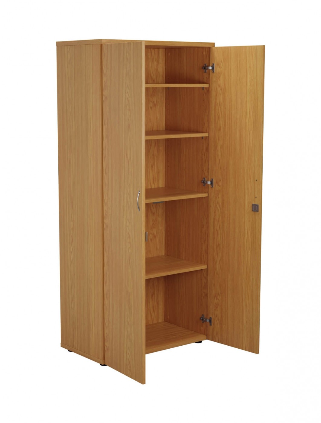 Office Storage Cupboard   1.8m Cupboard TES1845CP Cupboards   Enlarged View