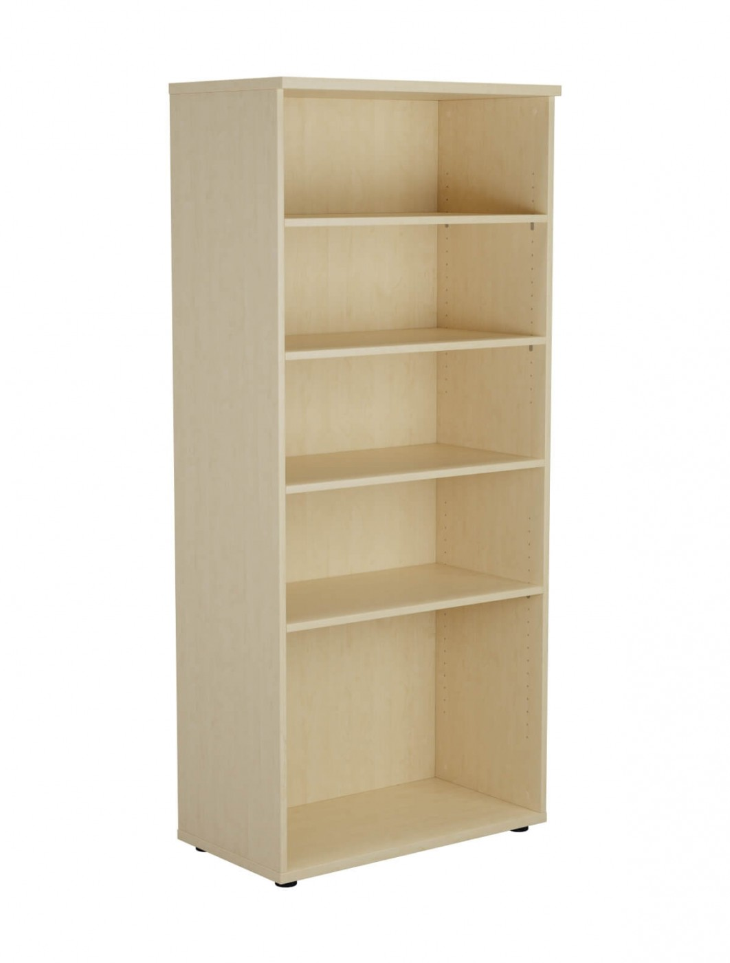 office furniture shelves. Office Furniture Bookcase 1.8m Tall TES1845 - Enlarged View Shelves K