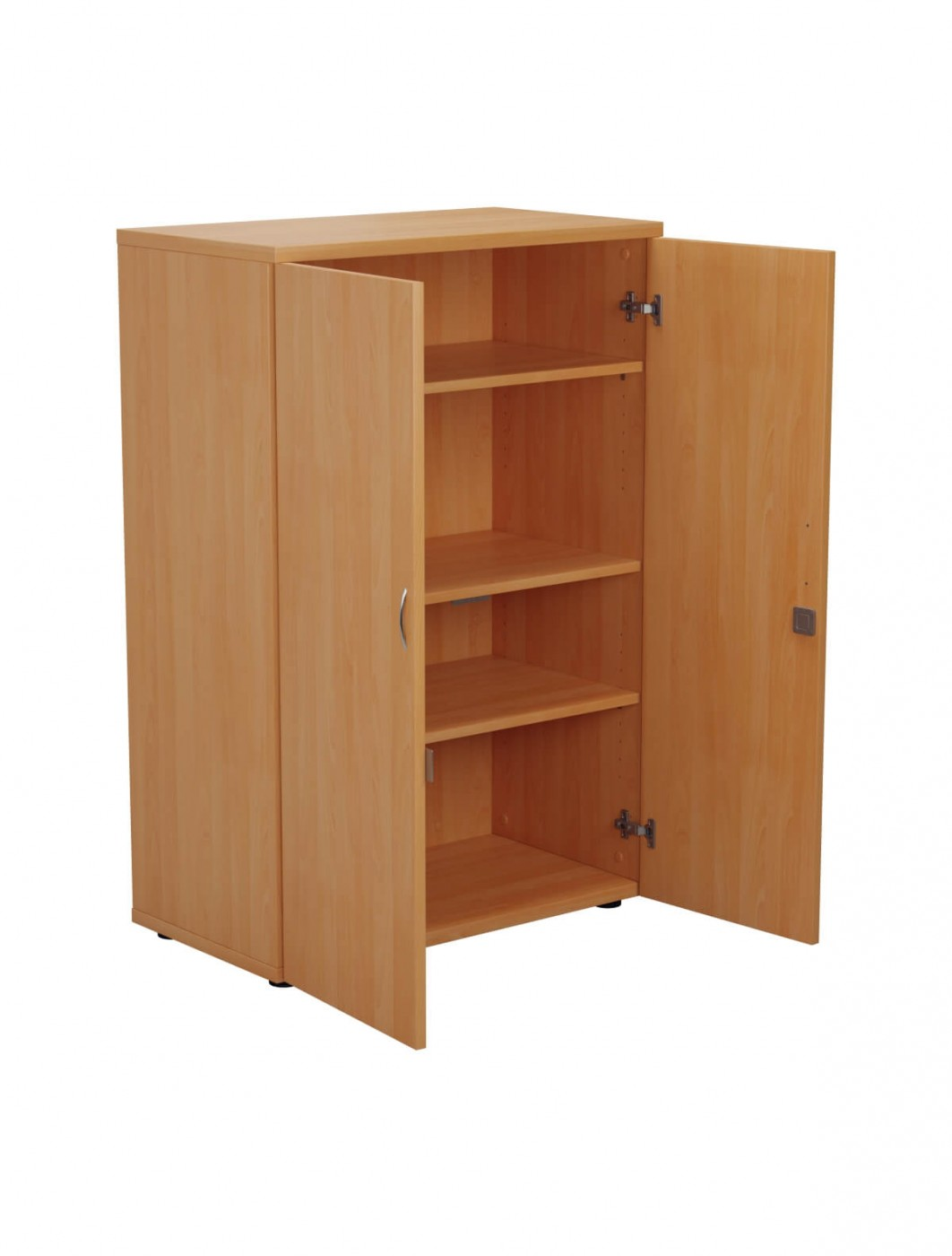 Office Storage Cupboard - 1.2m Cupboard TES1245CP Cupboards