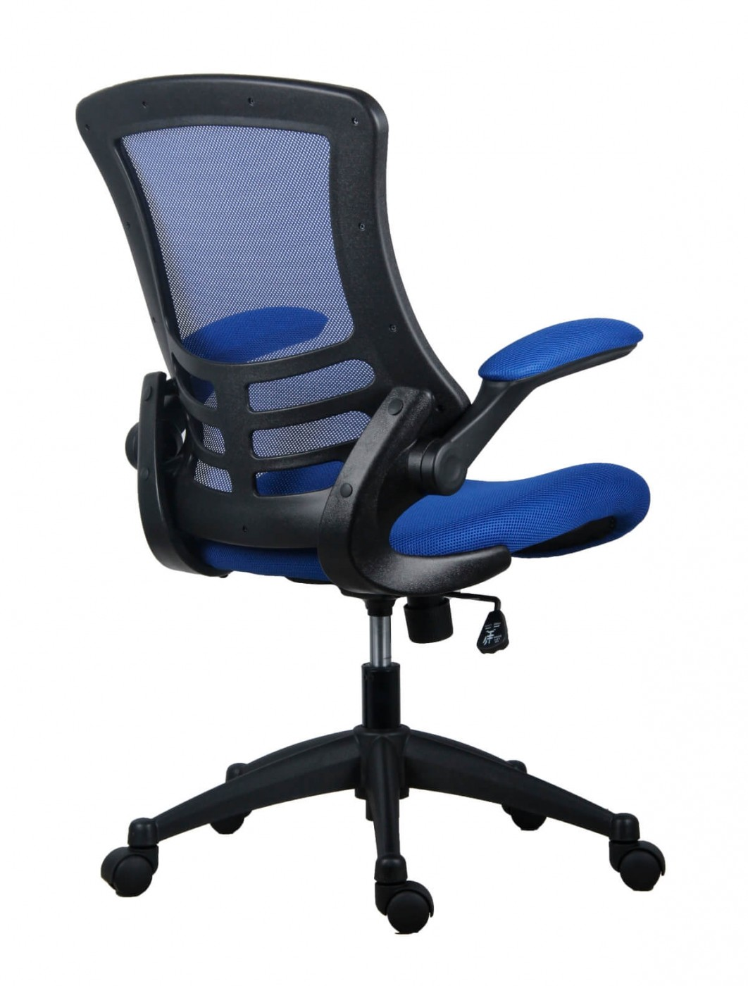 Office Chairs - Marlos Mesh Office Chair in Blue CH0790BL ...
