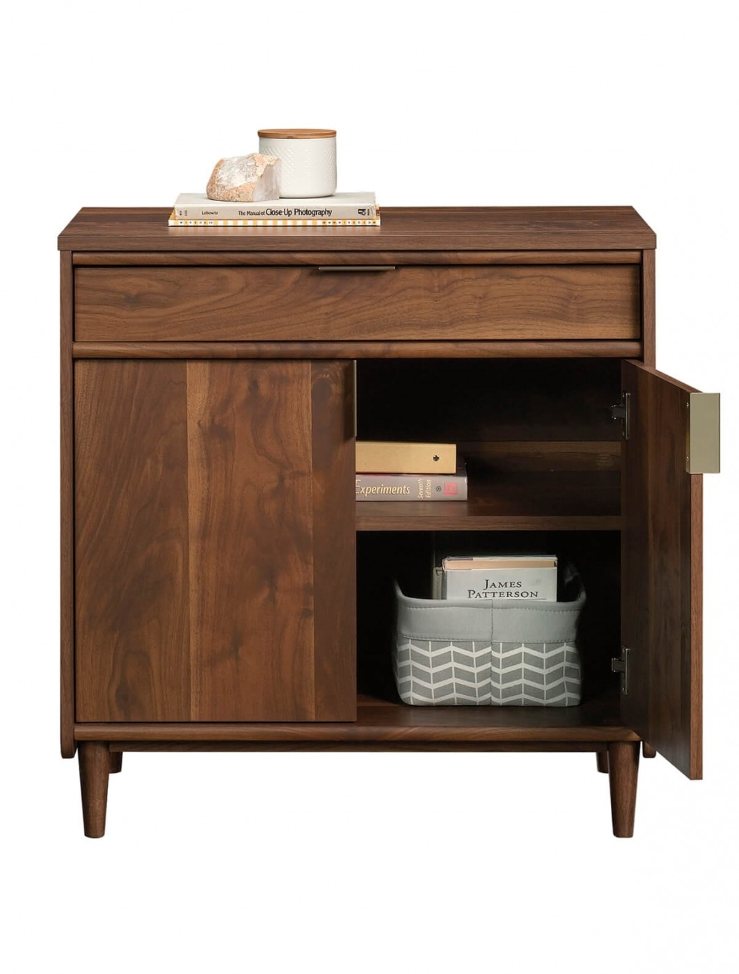 Home Office Storage   Clifton Place Walnut Sideboard 5421115   Enlarged View