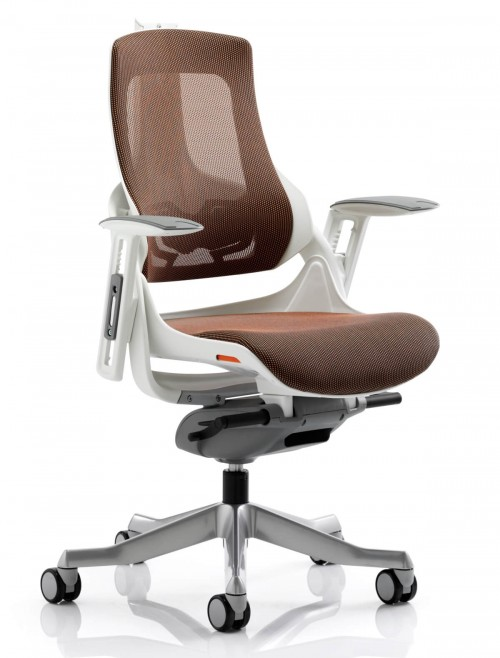 Office Chairs - Zure Mandarin Executive Mesh Office Chair EX000113