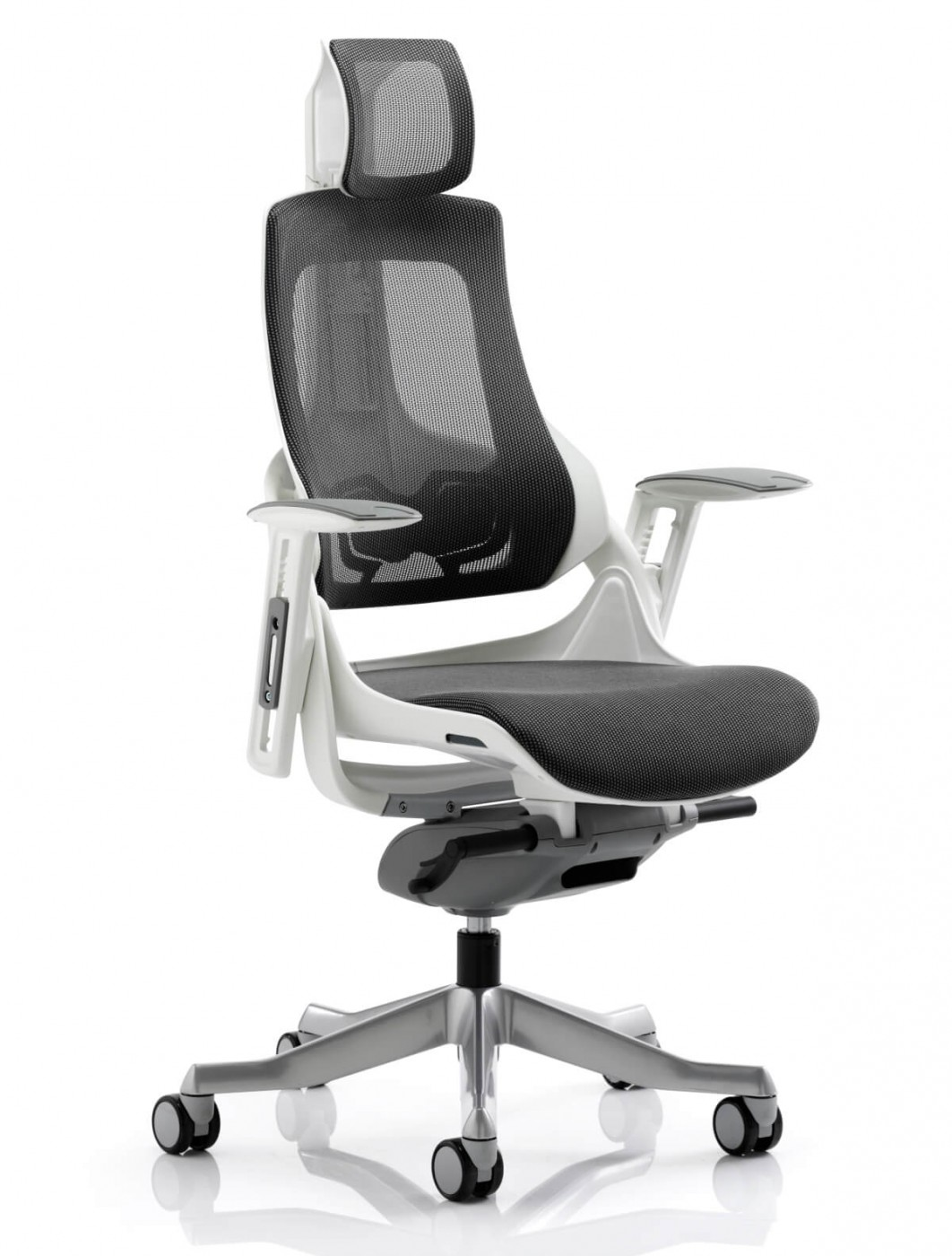 Zure Executive Fabric Office Chair With Headrest Kc0162