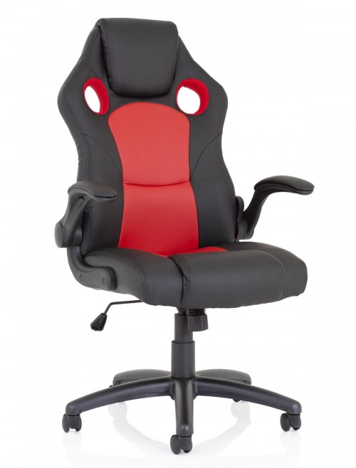 Gaming Chair - Enzo Racing Chair EO02 Red and Black Office Chair