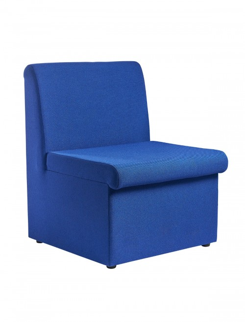 Reception Seating - Alto Fabric Modular Reception Chair ALT50001 - No Arms