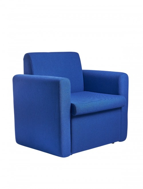 Reception Seating - Alto Fabric Reception Armchair ALT50004
