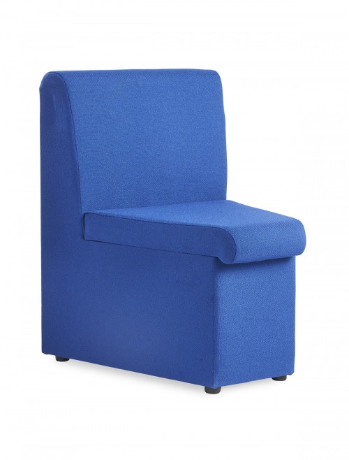 Reception Seating - Alto Fabric Concave Modular Reception Chair ALT50002