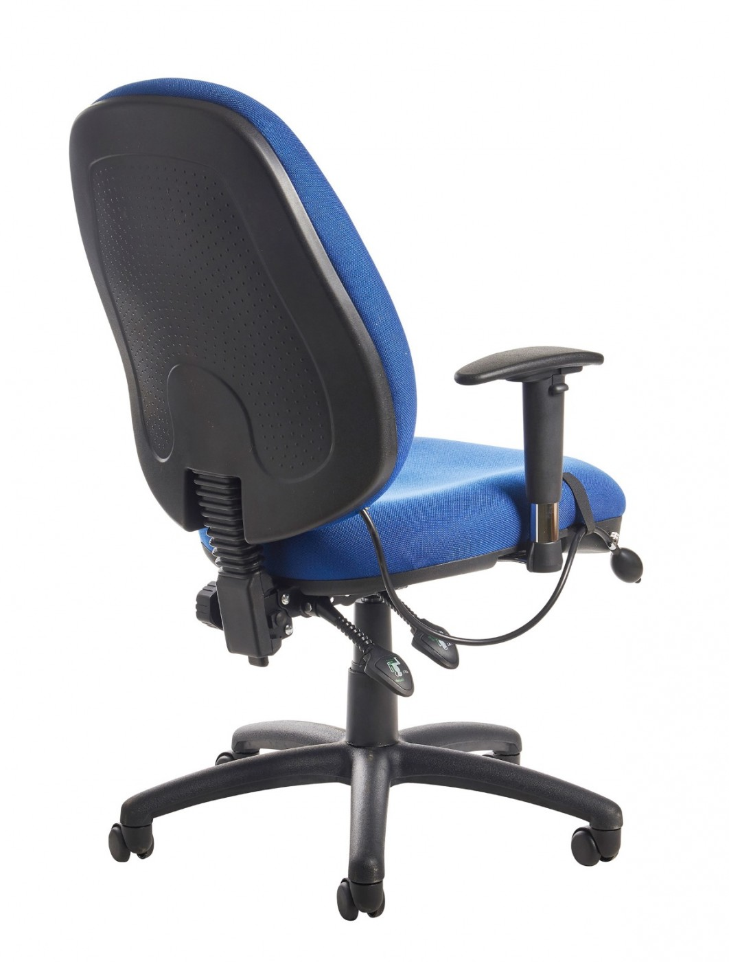 Office Chairs - Sofia Fabric Managers High Back Office Chair SOF300T1
