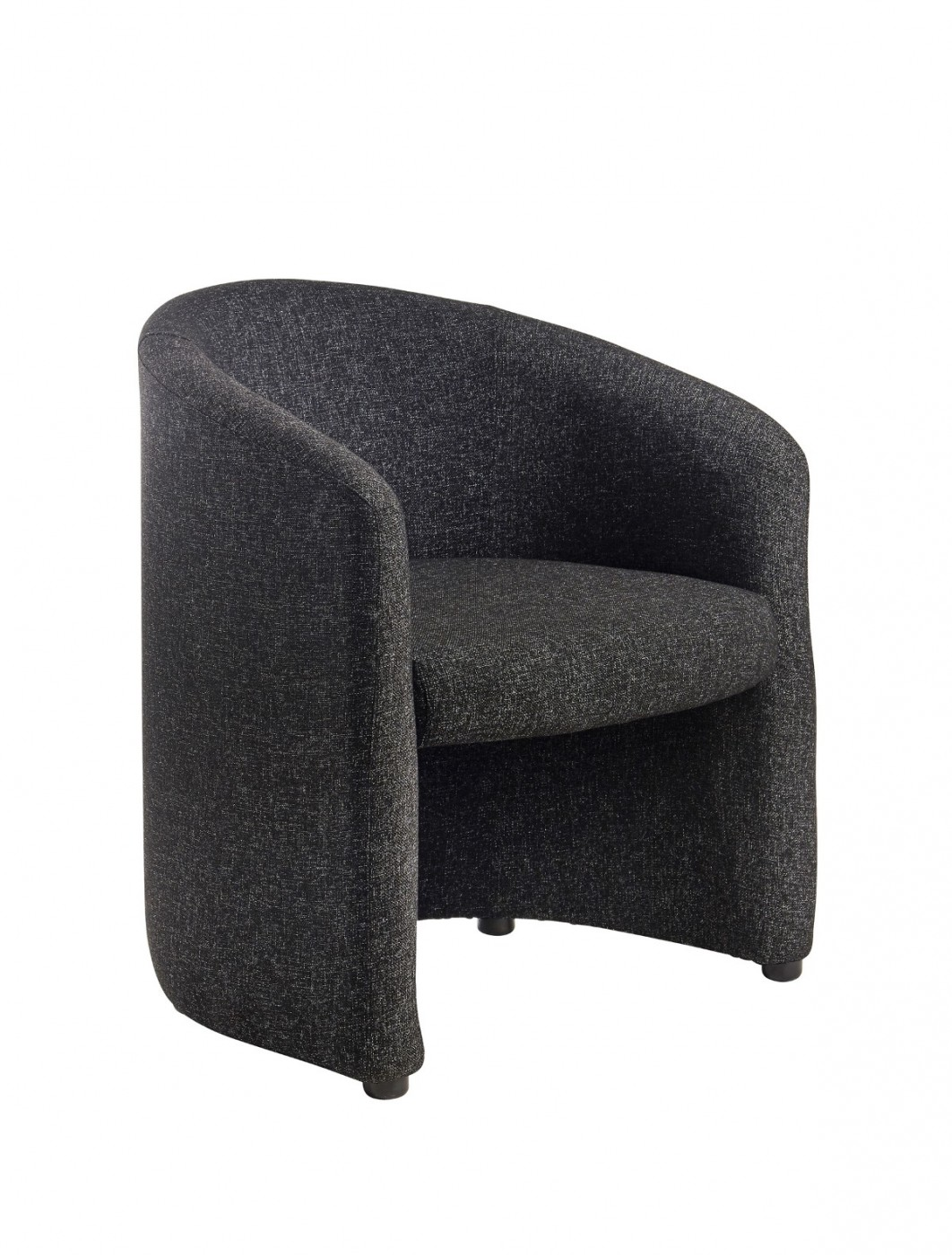 Brilliant Reception Seating Dams Slender Fabric Tub Chair Sle50001 Pabps2019 Chair Design Images Pabps2019Com