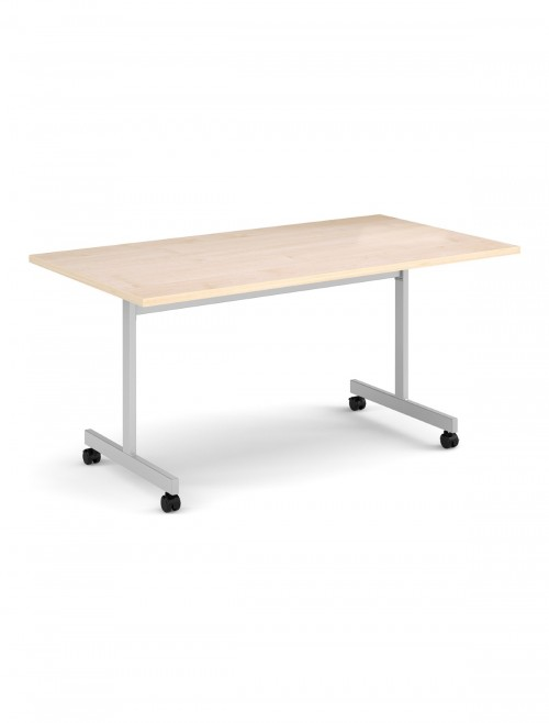 Maple Table - Flip Top Meeting Table 1200mm FLP12-S-M