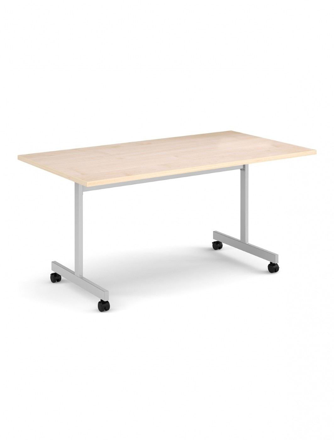 Maple Table - Flip Top Meeting Table 1600mm FLP16-S-M
