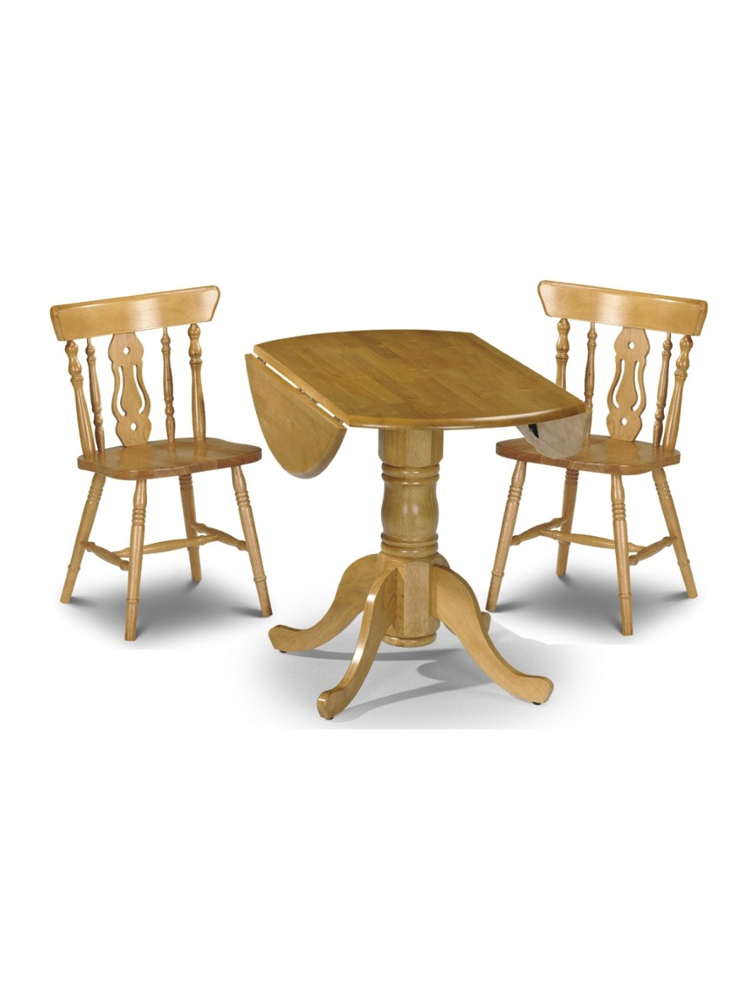 Dundee Dining Table And 4 Yorkshire Chairs DUN802