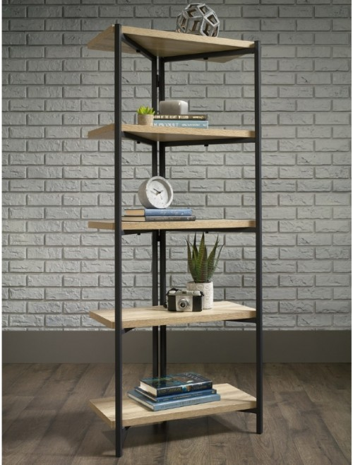Home Office Bookcase - Teknik Industrial Chunky 4 Shelf Bookcase 5422095