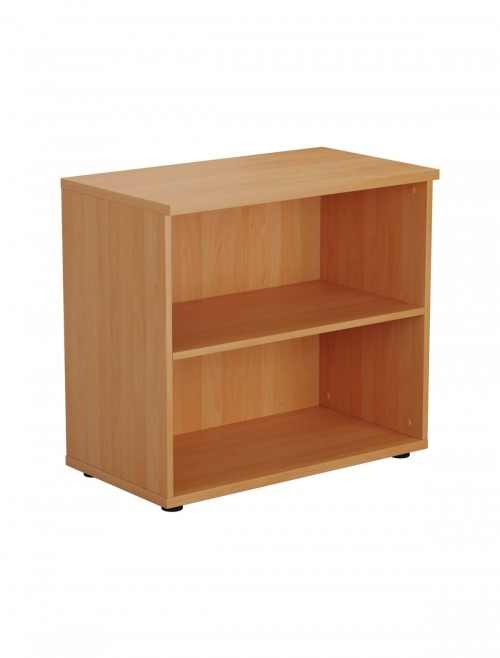 Office Furniture Bookcase - Desk High Bookcase TES745