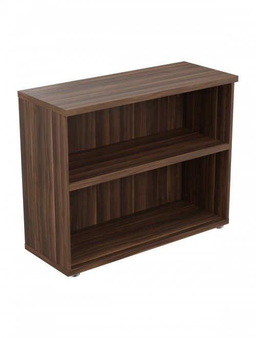 Dark Walnut Bookcase TC Regent Executive Bookcase TR8040DW