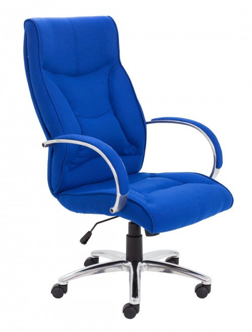Office Chairs - TC Whist Executive Fabric Office Chair CH3206