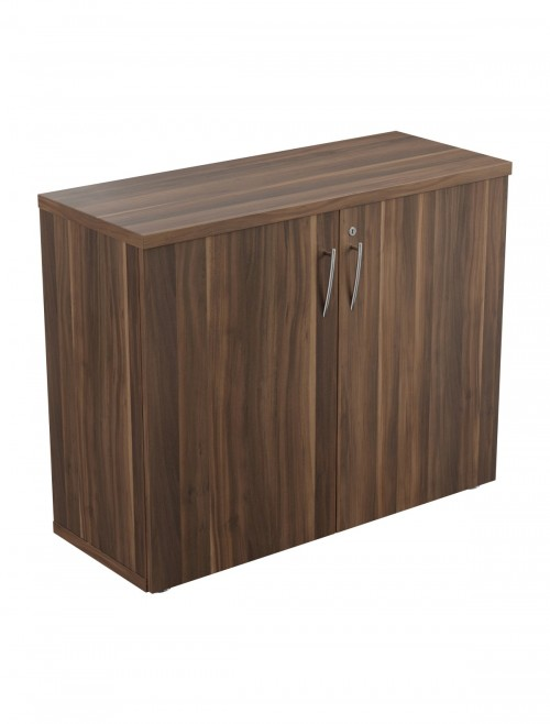 Dark Walnut Cupboard TC Regent Executive Cupboard TR8040CPDW