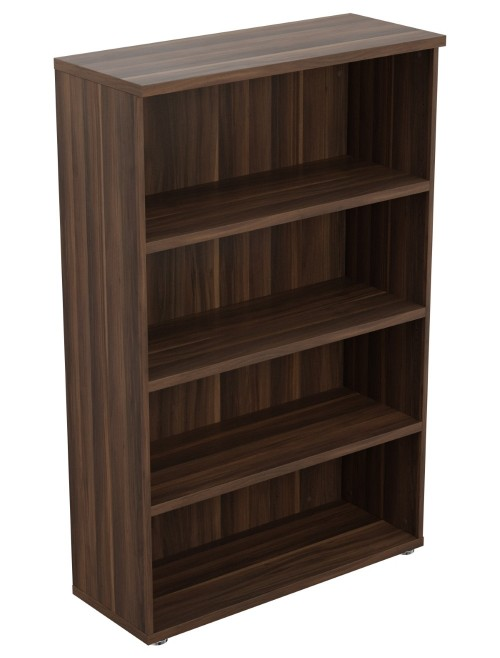 Dark Walnut Bookcase TC Regent Executive Bookcase TR1640DW