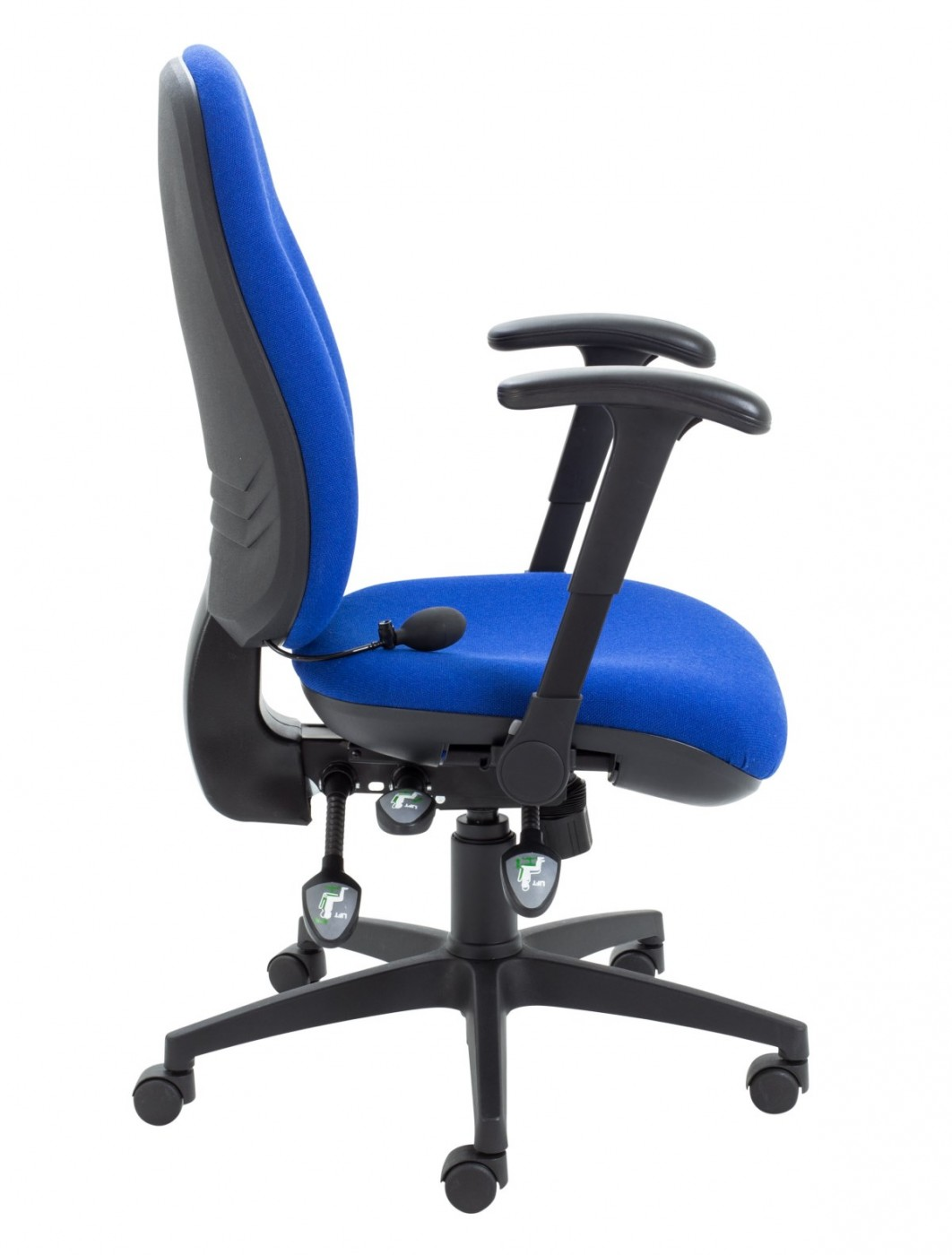 TC Office Concept Maxi Ergo Office Chair CH0808BL in Royal Blue