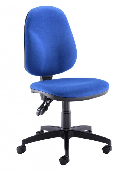Office Chairs - TC Concept High Back Fabric Office Chair CH0802