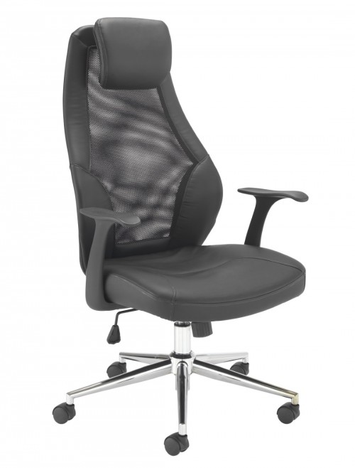 Mesh Office Chair Fonseca in Black CH2403BK