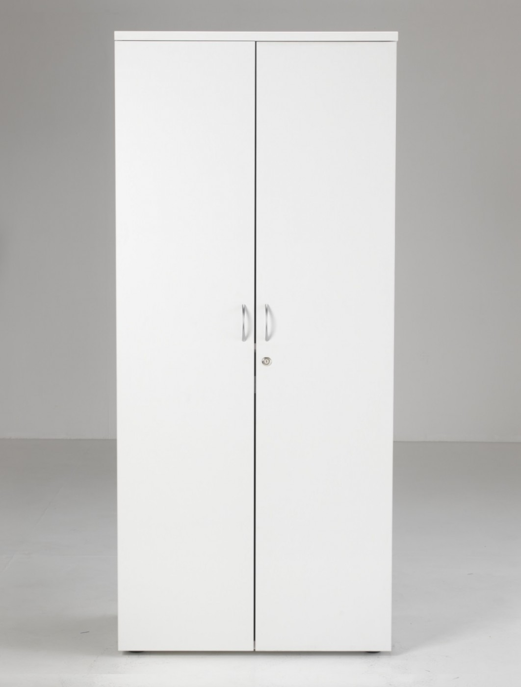 Lite 1800 Tall White Cupboard LITE1845WDWH