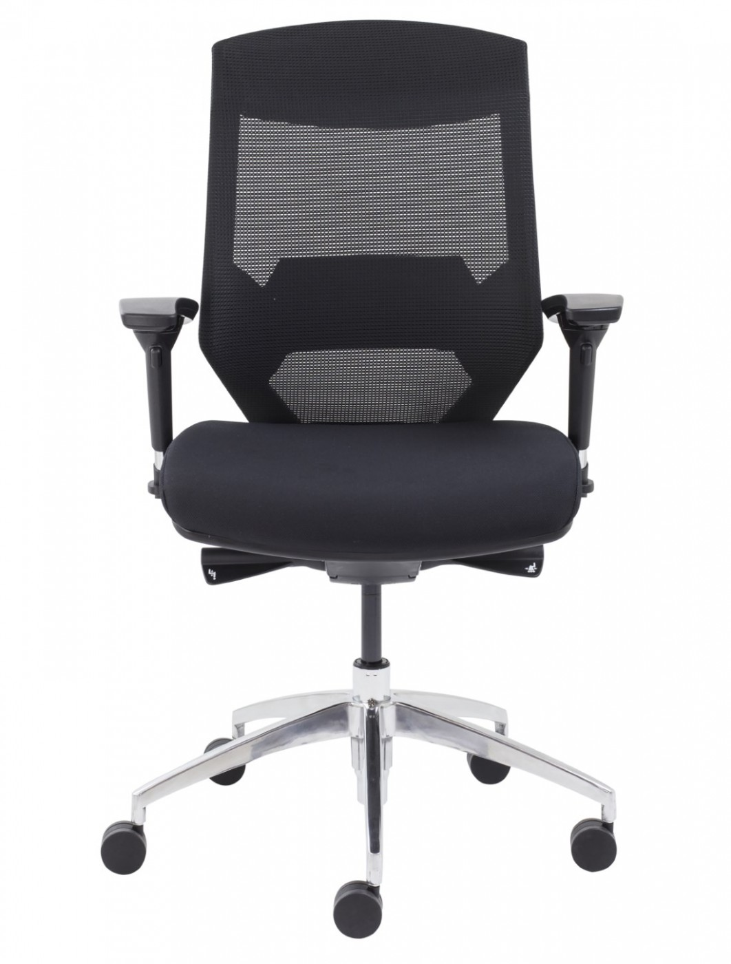 Office Chairs - TC Vogue Mesh Office Chair CH2622BK