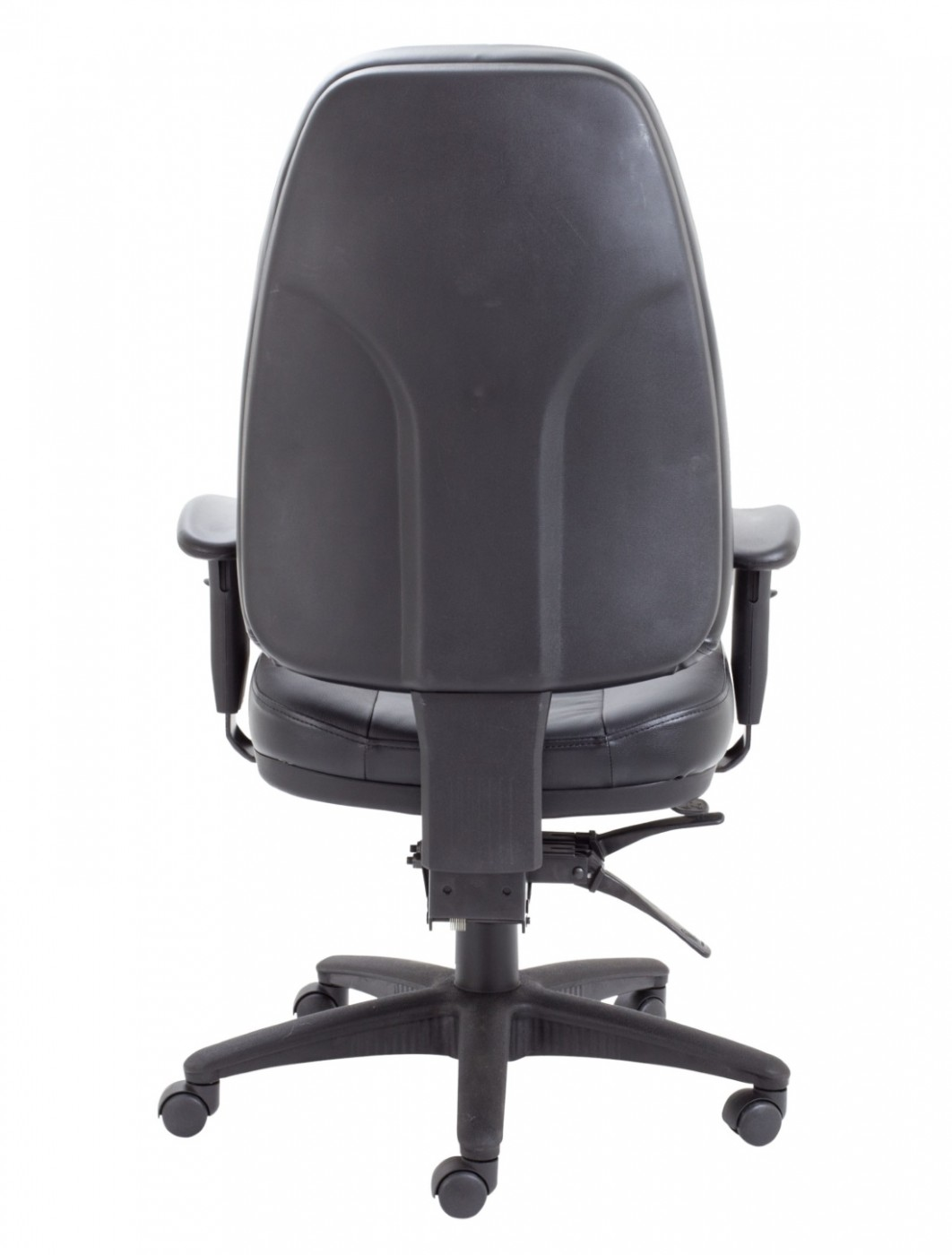 Office Chairs Tc Panther Black Leather Office Chair