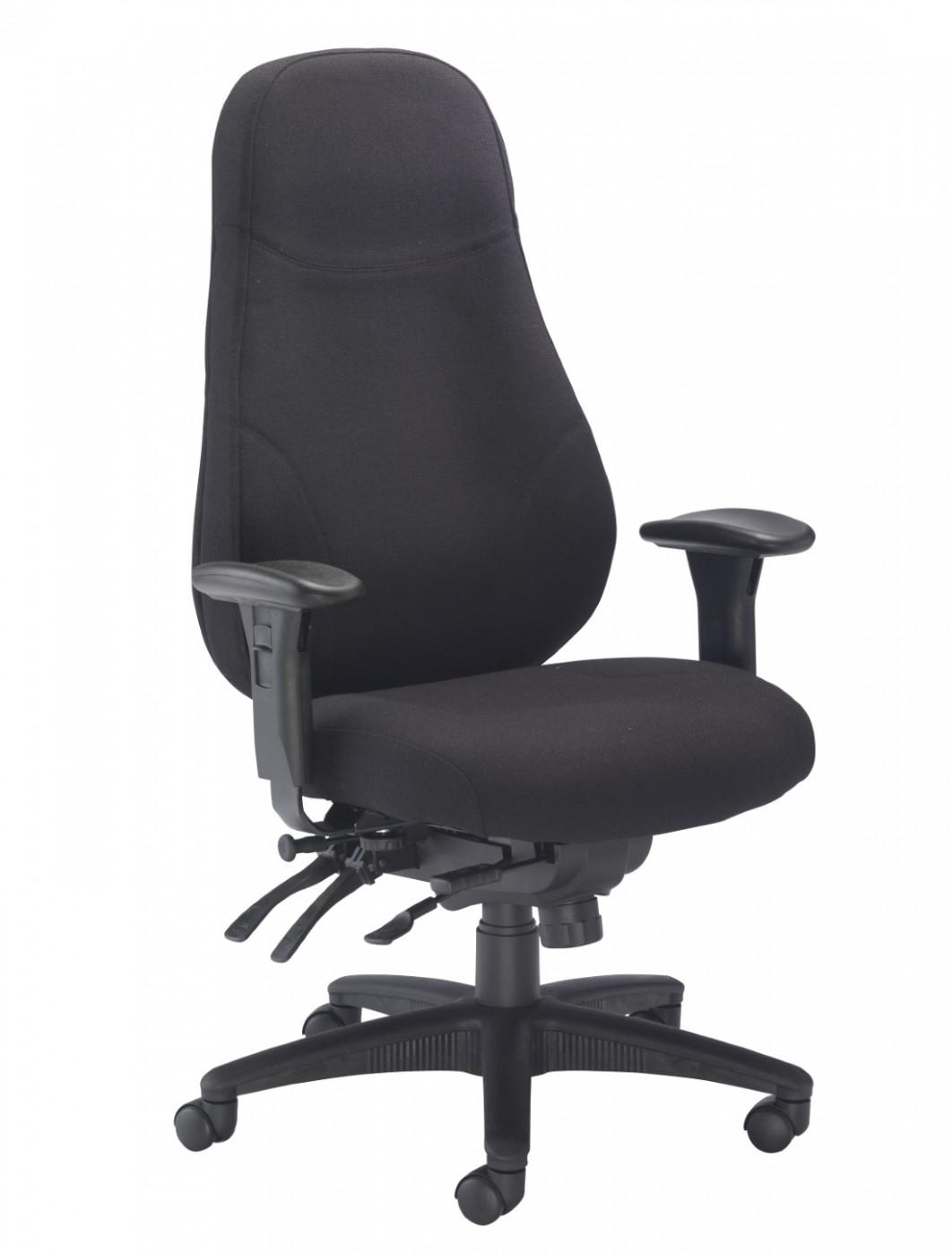 Office Chairs Tc Cheetah High Back Office Chair Ch1111bk 121 Office Furniture