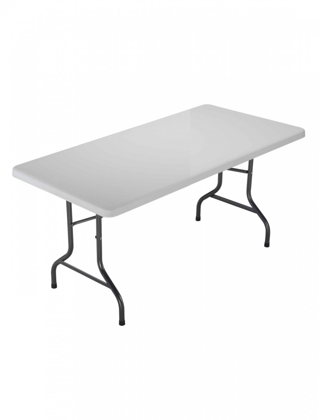 Folding Tables - TC Morph White 1220mm Rectangular Folding Table OF0403WH
