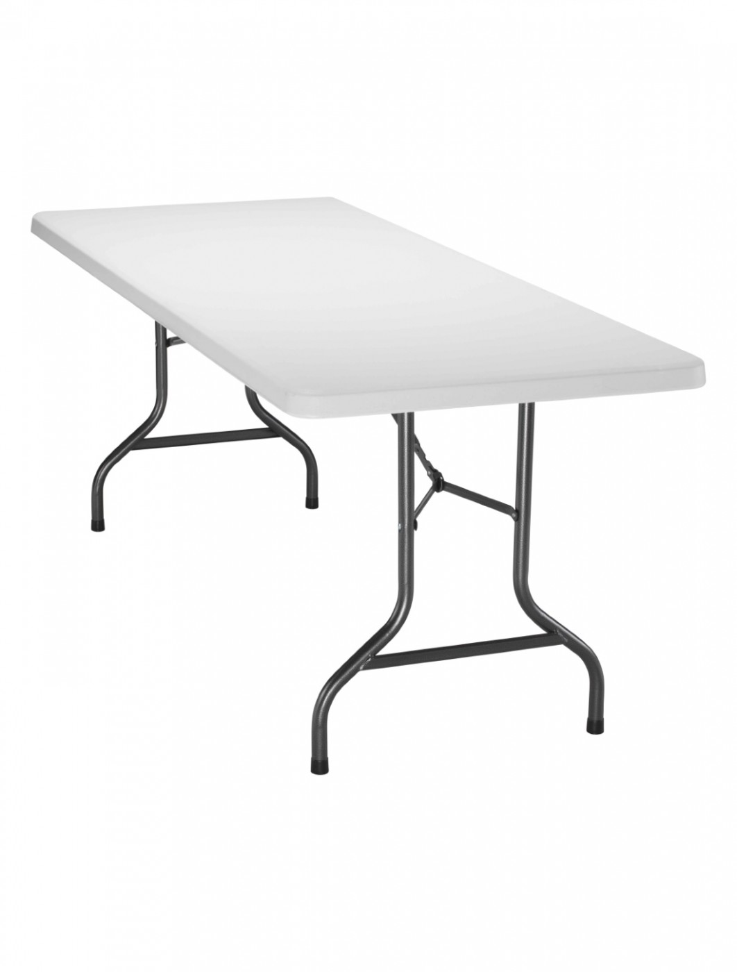 Folding Tables - TC Morph White Rectangular Folding Table OF0402WH