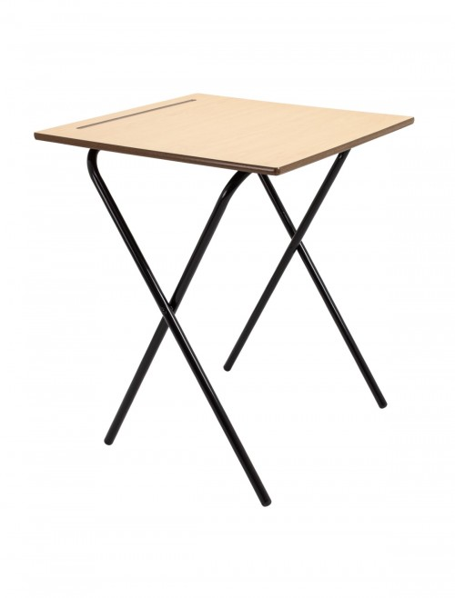 Exam Desks - Titan Economy Folding Exam Desk TC66ED-ECON-720-NS