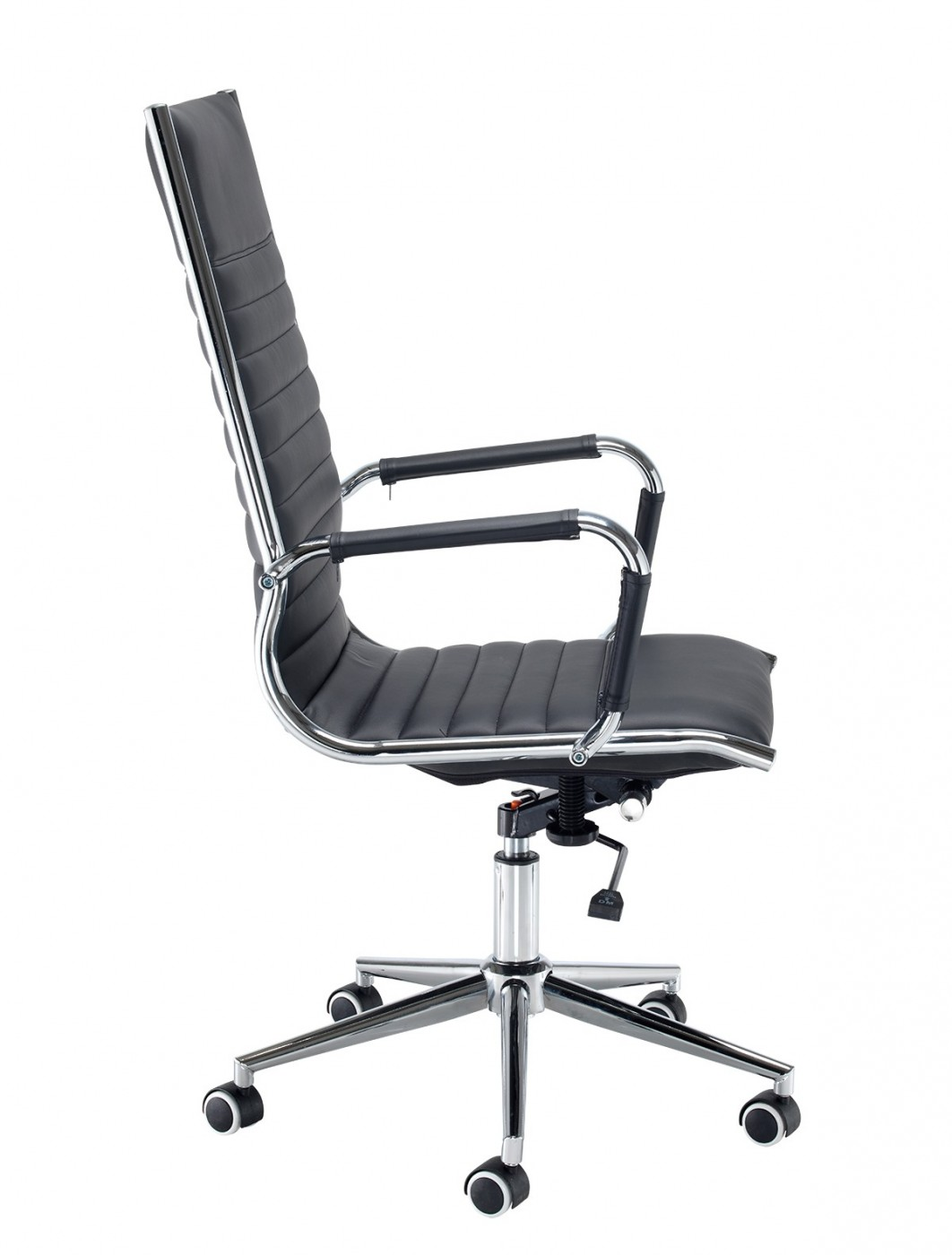 Bari Executive Leather Faced High Back Chair BARI300T1