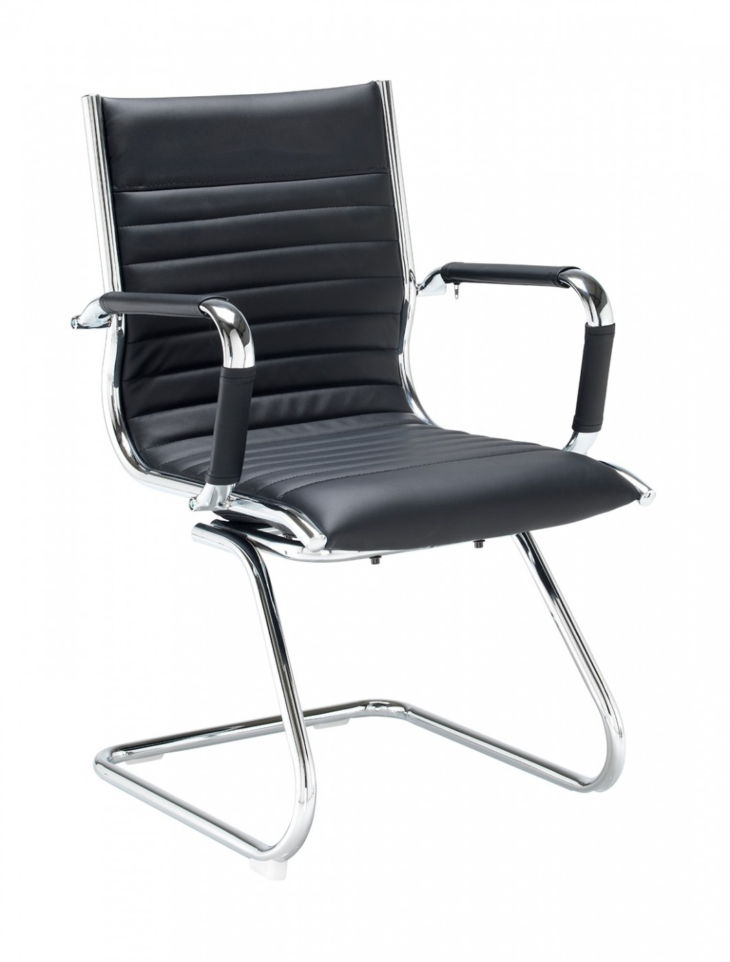 Bari Faux Leather Executive Visitor Chair BARI100C1