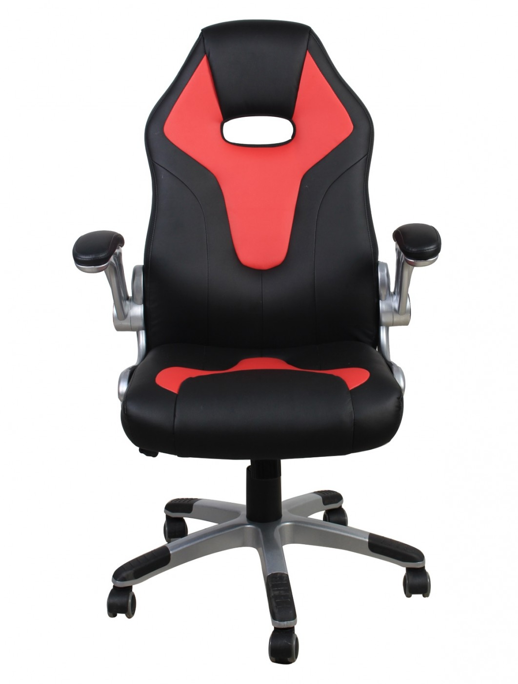 Gaming Chair Monza Racing Chair in Red AOC3301RED by Alphason