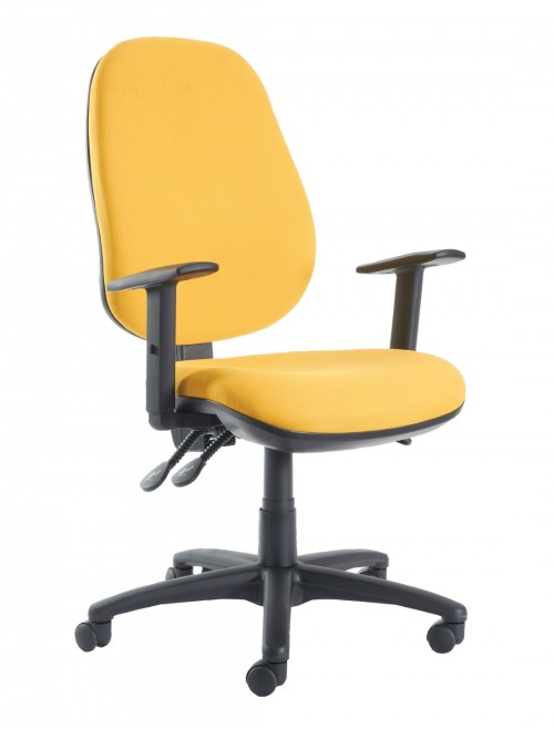 Jota Extra High Back Chair JX44-000 w/ Adjustable Arms