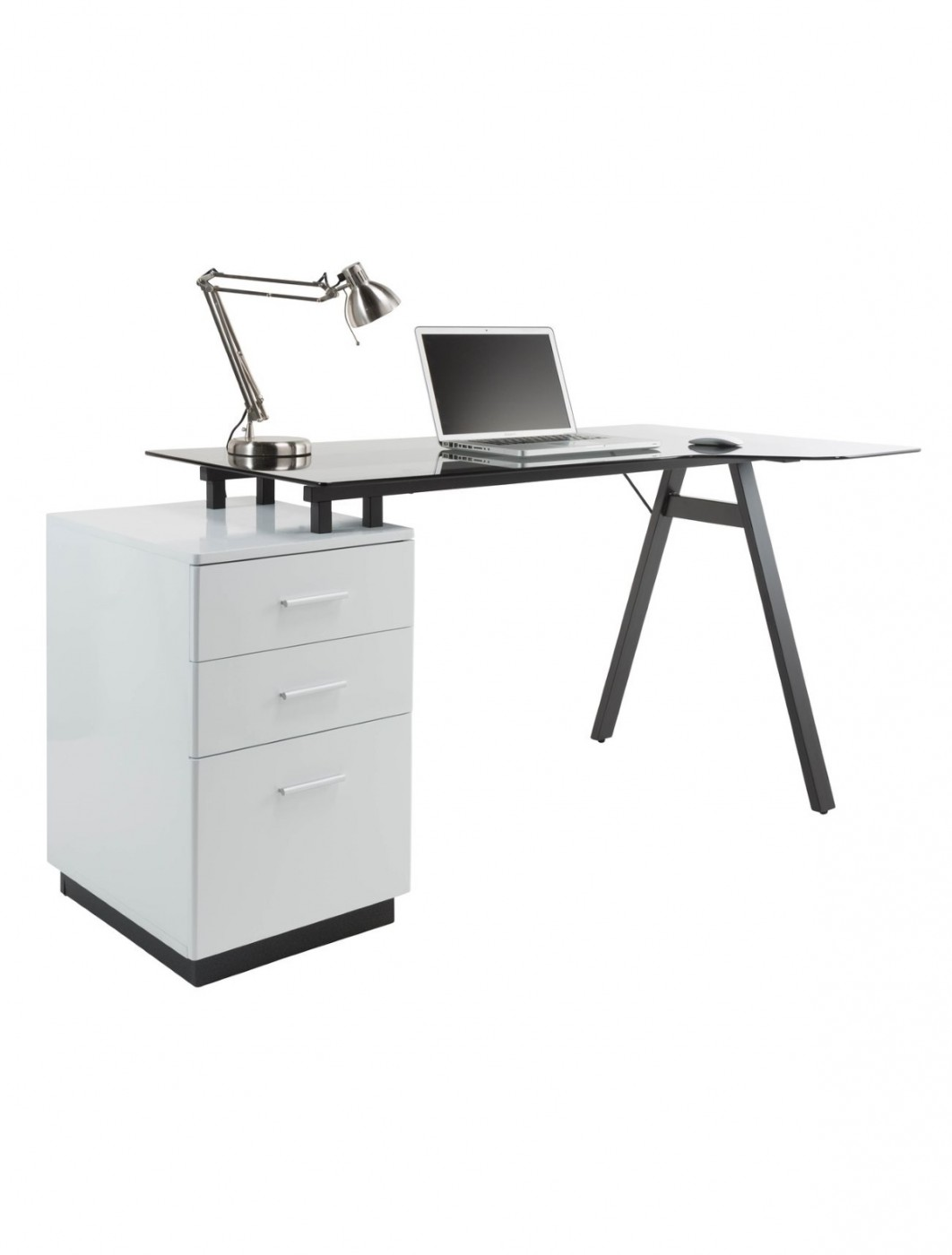 Cleveland 4 Home Office Desk AW23377-GY