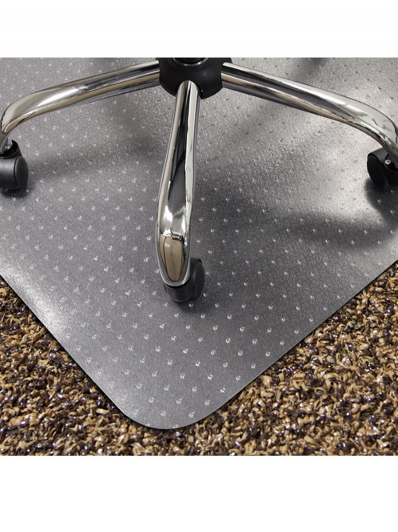 Office Chair Mat for Carpets CP2C by Eliza Tinsley