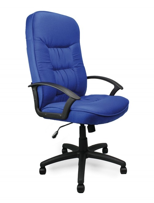 Coniston Fabric High Back Executive Office Chair 6062ATGF