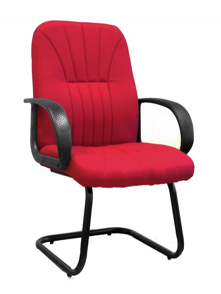 Pluto-C Fabric Cantilever Visitors Chair BCF/S511AV