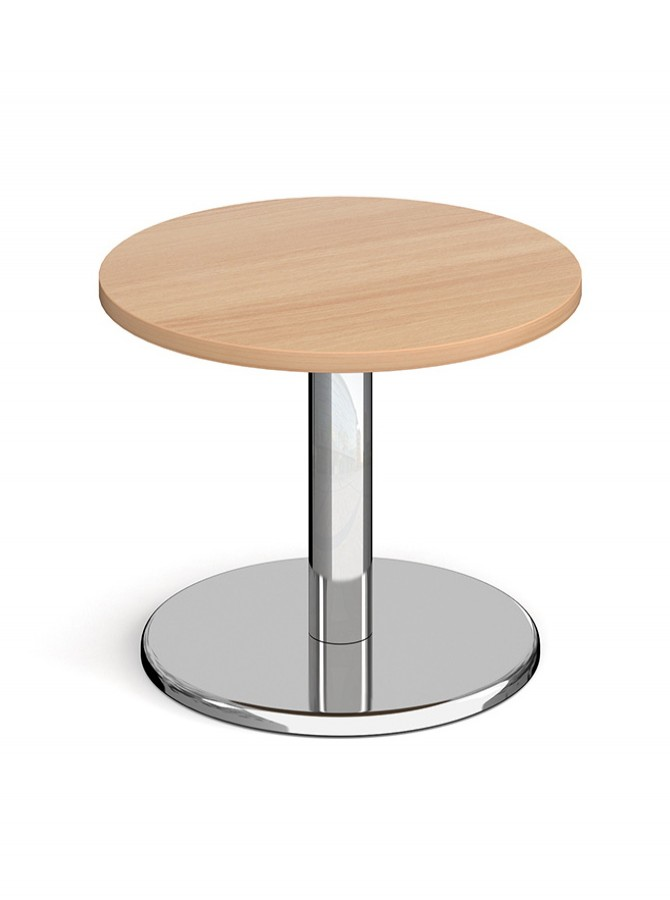 Round Coffee Table Pisa 600mm PCC600 by Dams