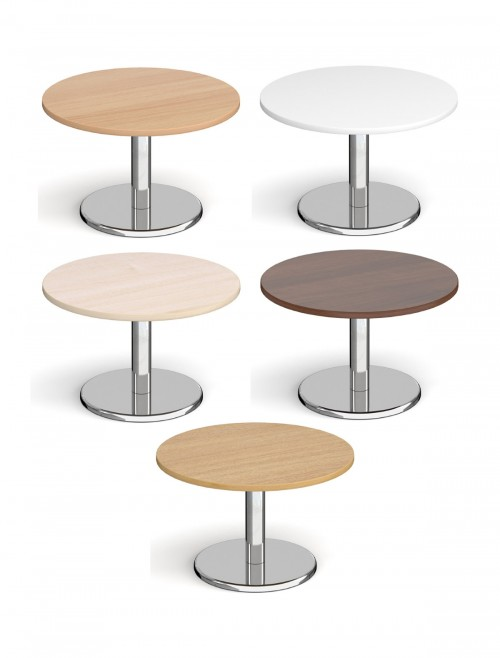 Round Coffee Table Pisa 800mm PCC800 by Dams