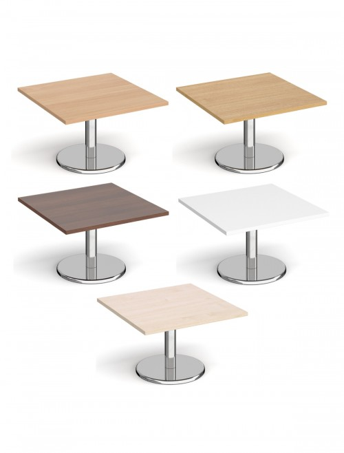 Square Coffee Table Pisa 800mm PCS800 by Dams