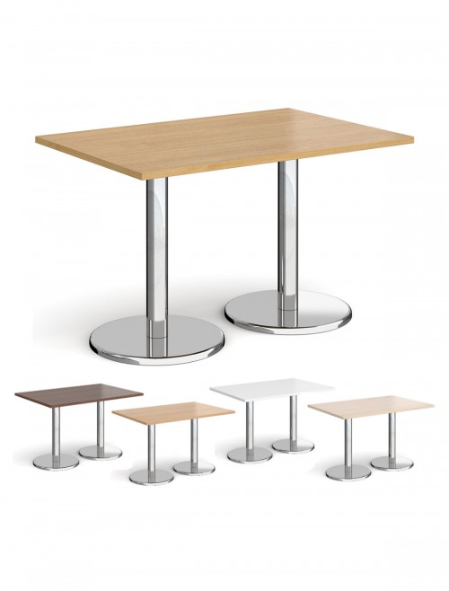 Rectangular Dining Table Pisa 1200mm PDR1200 by Dams