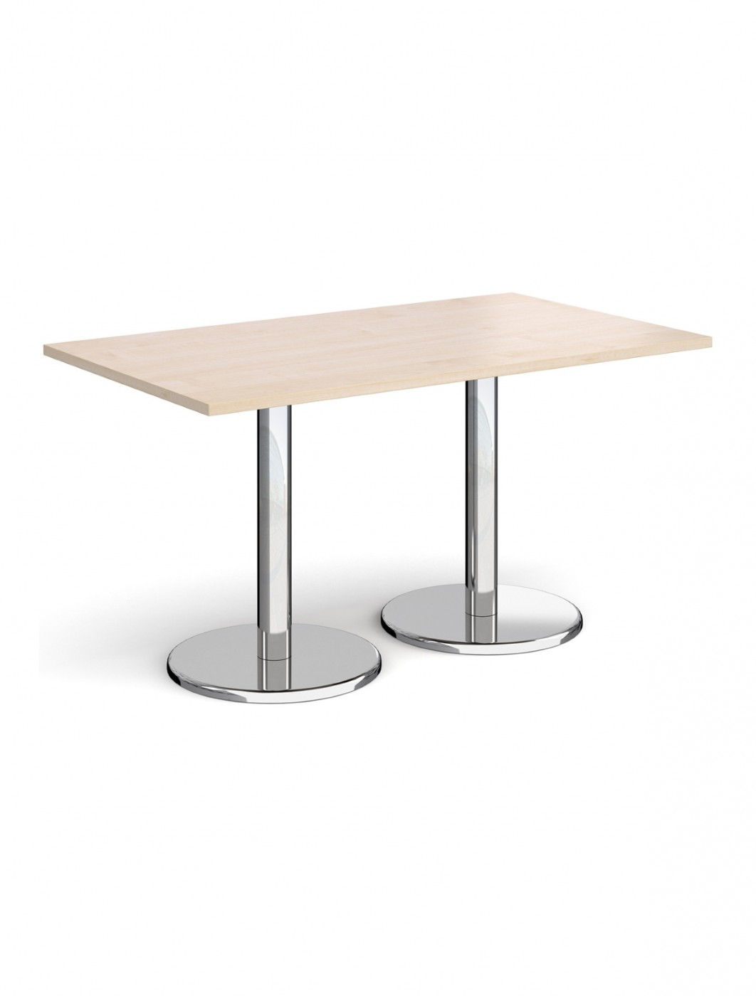 Rectangular Dining Table Pisa 1400mm PDR1400 by Dams