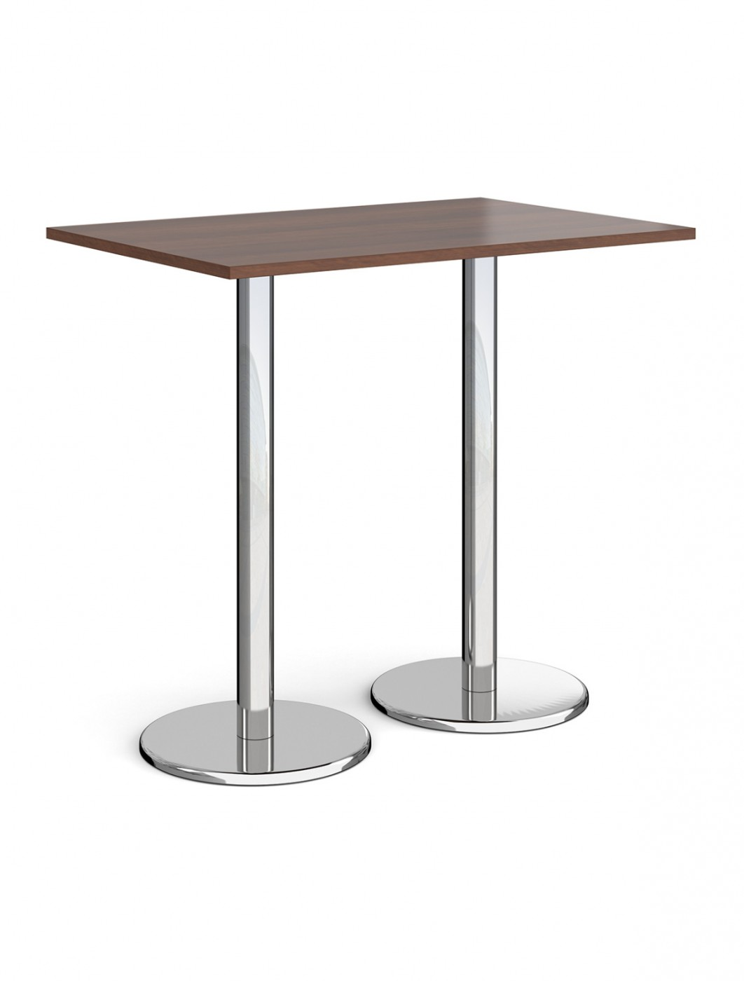 Rectangular Poseur Table Pisa 1200mm PPR1200 by Dams